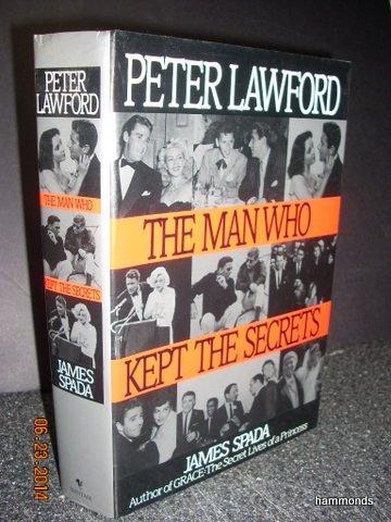 Peter Lawford by James Spada