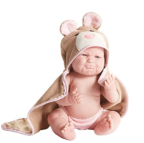 JC Toys Pouty Newborn Moments product image