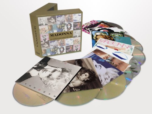 Madonna - The Complete Studio Albums 1983 - 2008 by Warner Europe (Image #3)