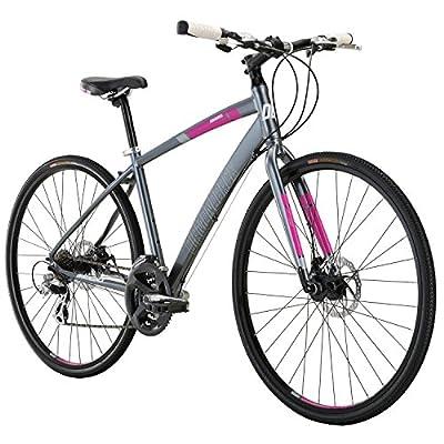 Diamondback Bicycles Women's 2016 Clarity 2 Complete Performance Hybrid Bike