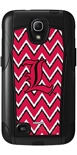 Coveroo Commuter Series Case for Samsung Galaxy Mega - Retail Packaging - Louisville Sketchy Chevron