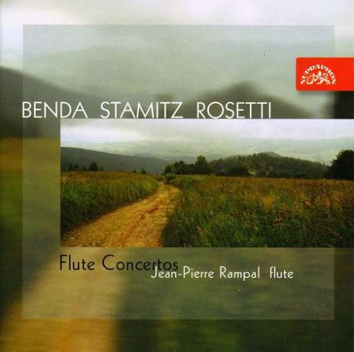 Jean-Pierre Rampal Plays Czech Music: Flute Ctos