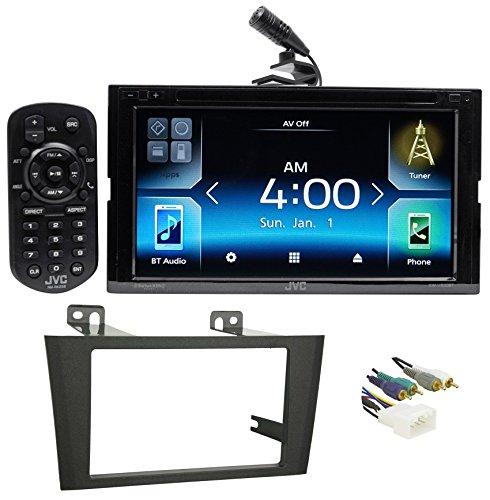 JVC DVD Bluetooth Receiver Android/Carplay/Dual USB For 2000-2004 Toyota Avalon