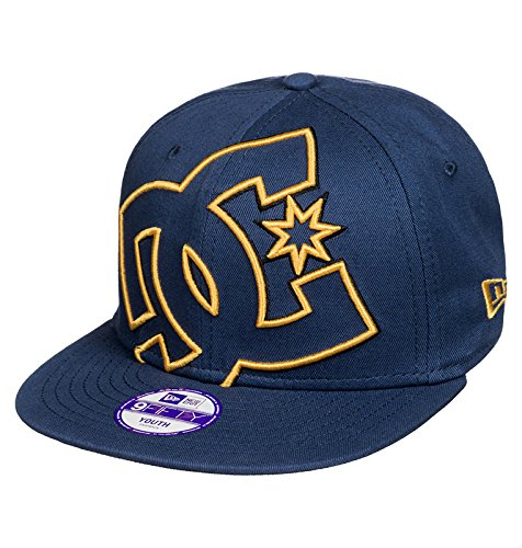 Dc Shoes Era - Dc Vintage Indigo Double Up New Era Kids Snapback Cap (Default , Blue)