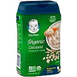Gerber Organic Single-Grain Oatmeal Baby