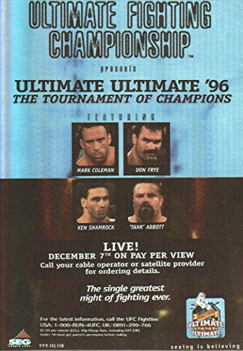 2010 Topps UFC Fight Poster Trading Card #FPR-UFCUU96 for sale  Delivered anywhere in USA