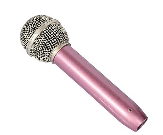 LXXSMDZ Micrófono Bluetooth, Micrófono De Condensador ...