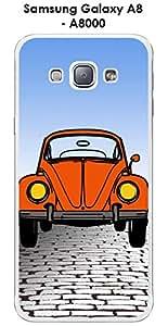 Carcasa para Samsung Galaxy, A8-A8000 design COX-2
