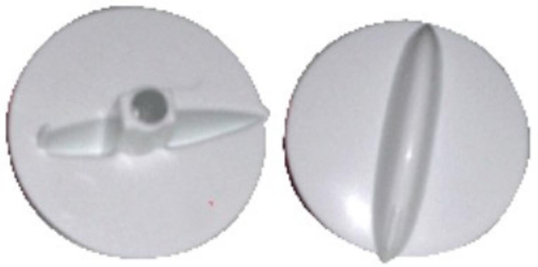 Telecomando Microonde Moulinex Bianco asse 6 mm Recamania