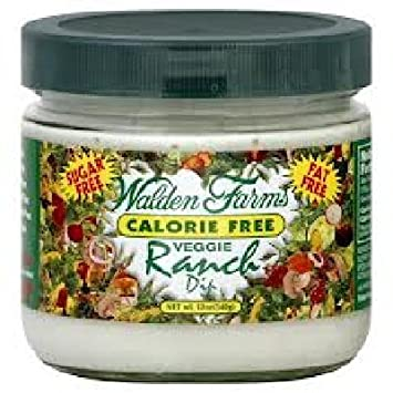 Walden Farms - Walden Farms Creamy Ranch Dip (6x12OZ)