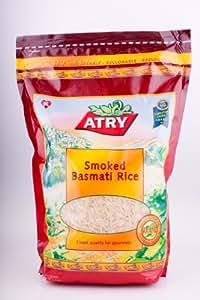 Atry Smoked Basmati Rice, 2-Pound (Pack of 12)