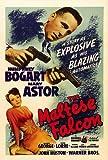 The Maltese Falcon POSTER Movie (27 x 40 Inches - 69cm x 102cm) (1941) (B)