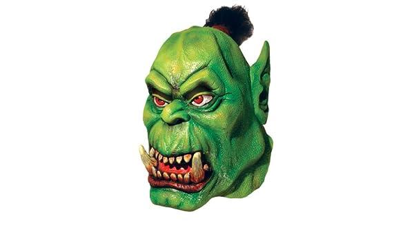 Rubies 3 68205 - WOW Orco Deluxe máscara de látex [Importado de ...