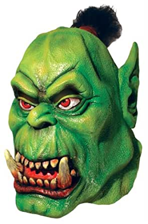 World of Warcraft Orc Overhead Latex Mask