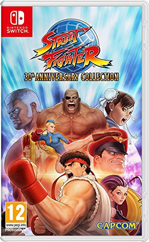 Street Fighter 30Th Anniversary Collection  Nintendo Switch  Uk Import