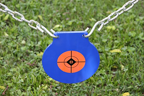 Gunpowder Gear 8'' Gong Shooting Target with Stand by Gunpowder Gear (Image #4)