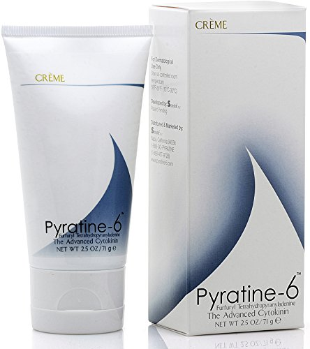 Pyratine-6 Creme, Clarifying and Smoothening Anti-aging Skin Care Cream (2.5 Oz) by Pyratine