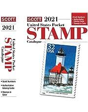 2021 Scott U S Stamp Pocket Catalogue: Scott Us Stamp Pocket Catalogue