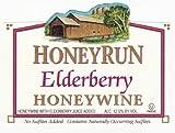 Honeyrun Winery, Mead Elderberry, 750ml