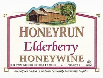 HoneyRun Elderberry Honeywine