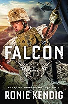 Falcon (The Quiet Professionals Book 3) by [Kendig, Ronie]