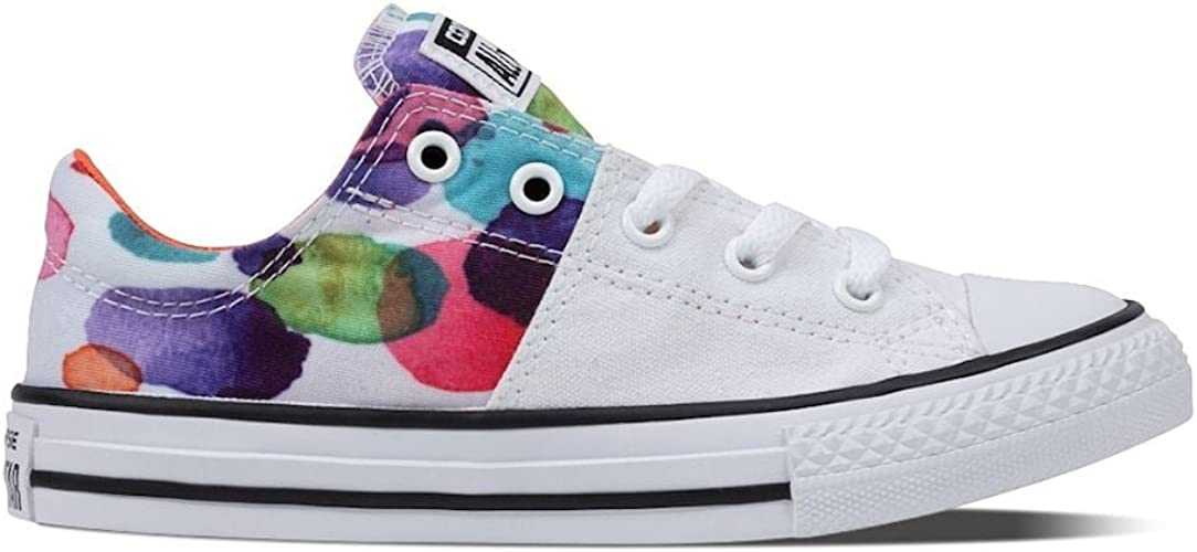 Converse , Baskets pour Fille Multicolore WhiteWild Mango