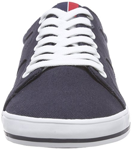 Hilfiger 9D Blau Bleu Tommy Basses Homme Sneakers 403 Harry Midnight RdvOxT6q