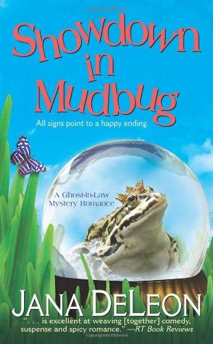 book cover of Showdown in Mudbug