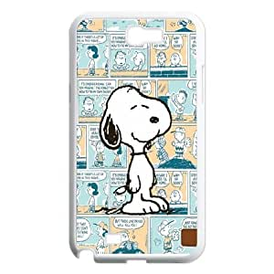 JamesBagg Phone case Cute Snoopy series pattern case cover For Samsung Galaxy Note 2 Case C-SNOOPY1135