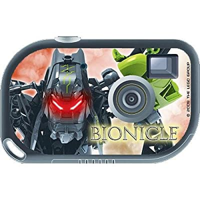 Digital Blue Lego Bionicle Digital Camera (Turma): Toys & Games