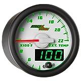 White & Green MaxTow 2200 F Pyrometer EGT Gauge