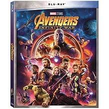 Avengers Infinity War HD Blu-Ray Movie