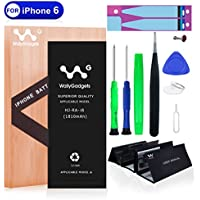 WallyGadgets iPhone 6 Battery Replacement Kit Complete...