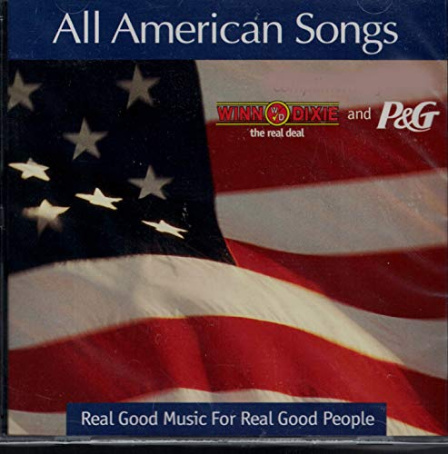 All American Country Cd - All American Songs: Real Good Music For Real Good People