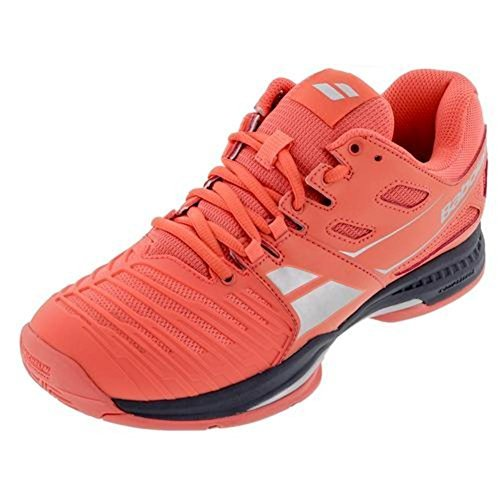 Court Womens Tennis Shoes (Babolat SFX 2 All Court Womens Tennis Shoe (8))