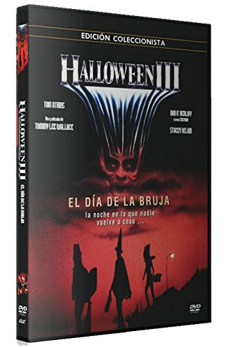 Halloween III. El Día de la Bruja 1983 DVD Edicion Coleccionista Halloween III: Season of the Witch [Non-usa Format: Pal -Import- Spain ] ()