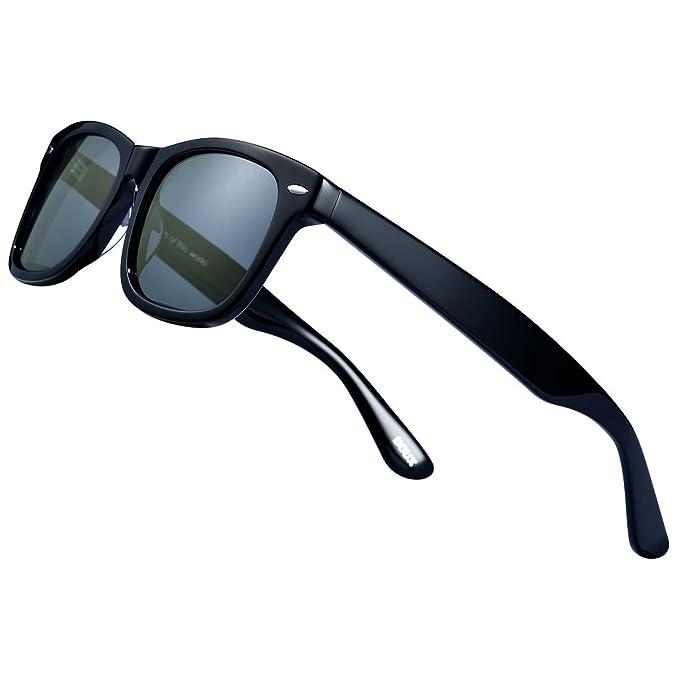 Amazon.com: Gafas de sol polarizadas vintage para hombres y ...