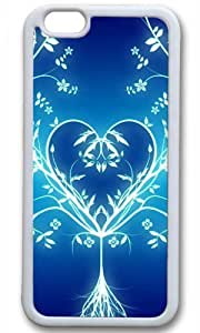 Love magic tree Thanksgiving Halloween Masterpiece Limited Design TPU White Case for iphone 6 by Cases & Mousepads