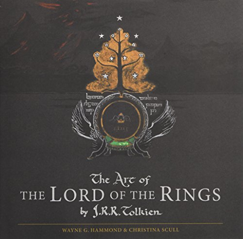 The Art of The Lord of the Rings by J.R.R. Tolkien