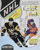 NHL All Stars 2017: Hockey Coloring and Activity