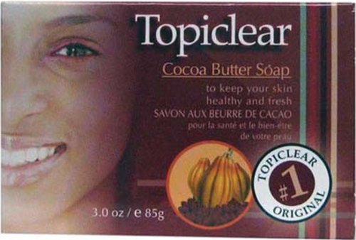 Topiclear Cocoa Butter - 8