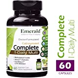Emerald Laboratories - Prenatal Multi Vit-A-Min (4-Daily) - with Coenzyme Folic Acid Plus