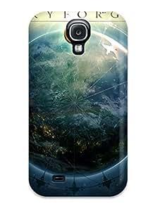 Heidiy Wattsiez's Shop Best 4181398K61378223 Tpu Fashionable Design Skyforge Rugged Case Cover For Galaxy S4 New