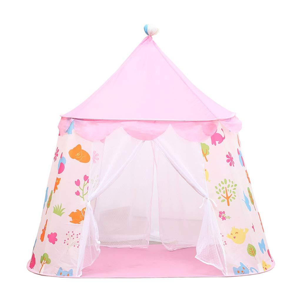 Global-tent Carpa para NiñOs Animal World, Tela EcolóGica De Gran Capacidad con Buena Transpirabilidad, Malla Durable Y Plegable