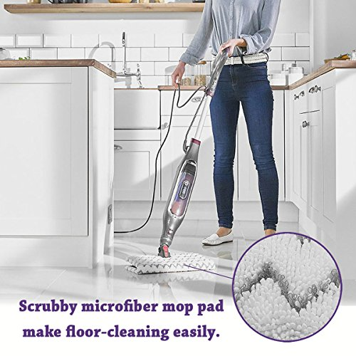 shark lift away steam mop instructions
