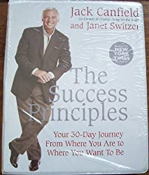 The Success Principles 30-Day Audio Course (6 CDs)