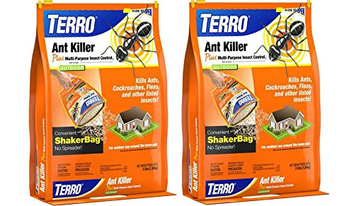 Terro 901-6 Ant Killer 3 Pound Shaker Bag Outdoor Insect Pes