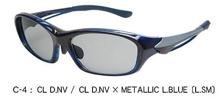偏光サングラス アスリースポーツ AT6022ニューポラー度付き偏光1.5ハードコートレンズ度付きスポーツサングラスセット釣りゴルフの画像