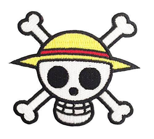 Skull Icon - One Piece: Skull Icon Patch