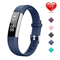 Lintelek Fitness Tracker, Activity Tracker with Heart Rate Monitor, IP67 Waterproof...